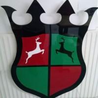 logo podswietlane 3d
